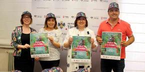 Tàrrega celebrarà una nova edició de la festa solidària Posa t la Gorra  contra el càncer infantil el diumenge 3 de juny 823753ddc0b