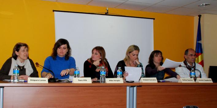 Amparo Loren, Sara Vilà, Alba Vergès, Violant Cervera, Esther Sancho,Jaume Capdevila, Consorci Sanitari